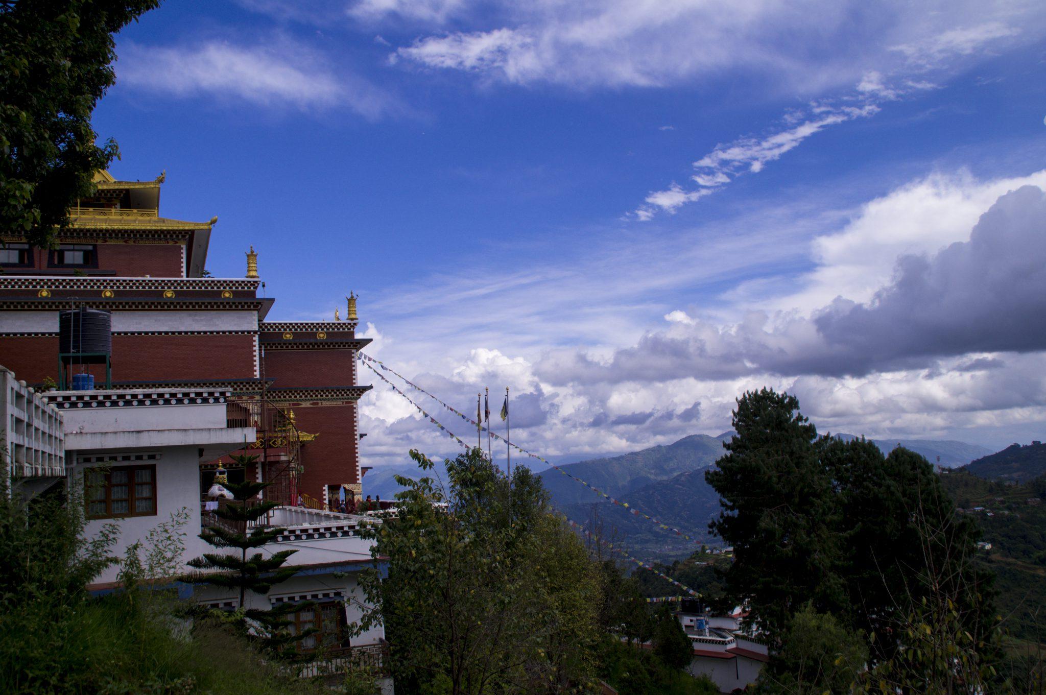 Bhaktapur and Namo Buddha Monastery, Kathmandu valley