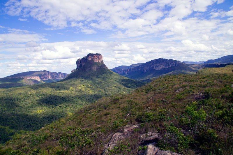 Chapada Diamantina: Vale do Capão en Vale do Pati.