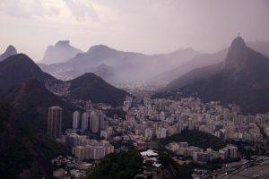 view from pão de açucar
