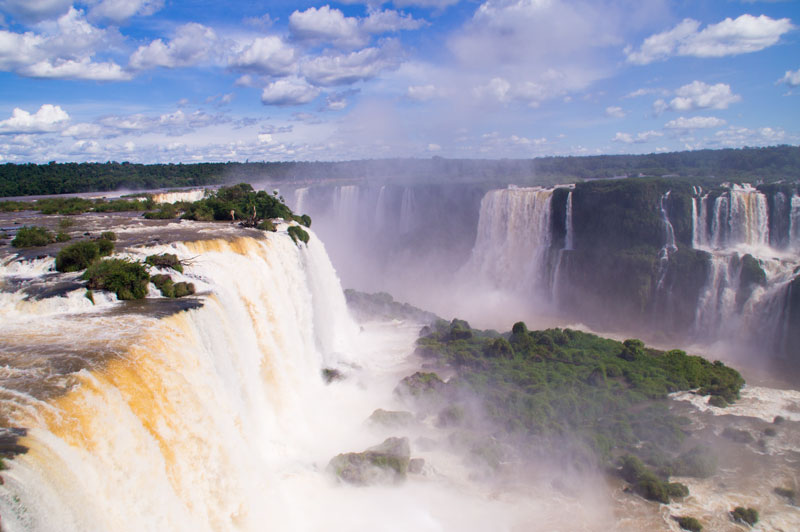 Foz do Iguaçu & Iguazú Falls