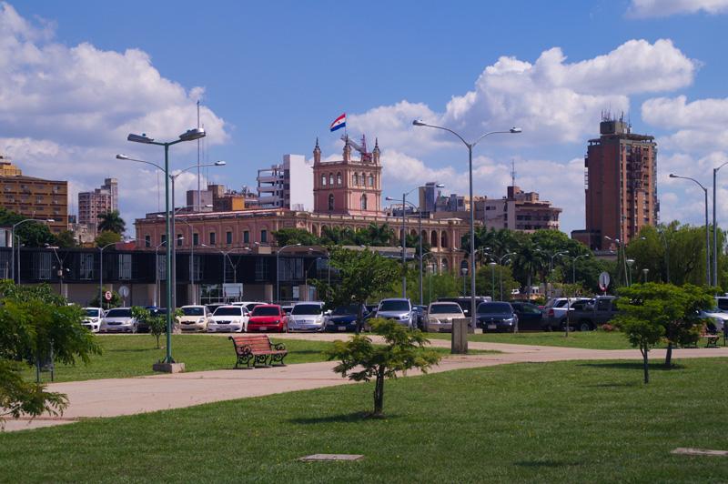 Asunción, Paraguay's capital