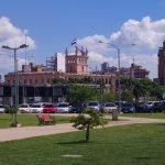 President's palace in Asunción, Paraguay