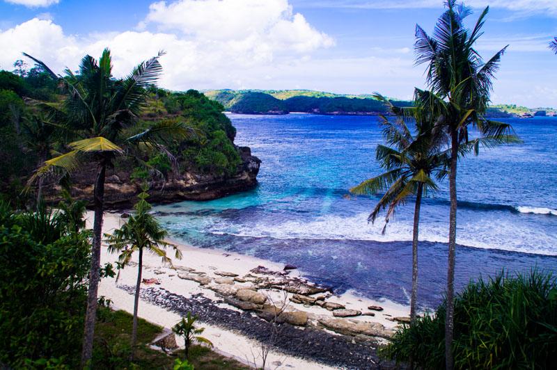 Island hopping in Bali; Nusa Lembongan, Nusa Ceningan & Nusa Penida