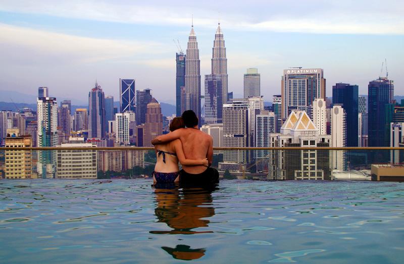 Kuala Lumpur Kuala Selangor Maleisi One Sick Dream