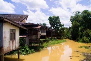 chanthaburi river thailand