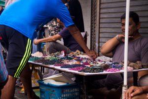 chanthaburi thailand gem stone market