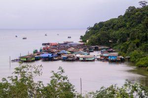 Ban Ao Yai village, Koh Kood, Thailand