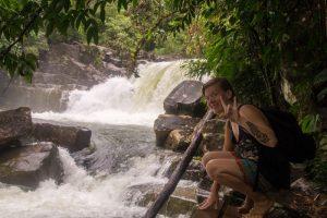 Khlong Chao waterfall & Khlong Yai Kee waterfall