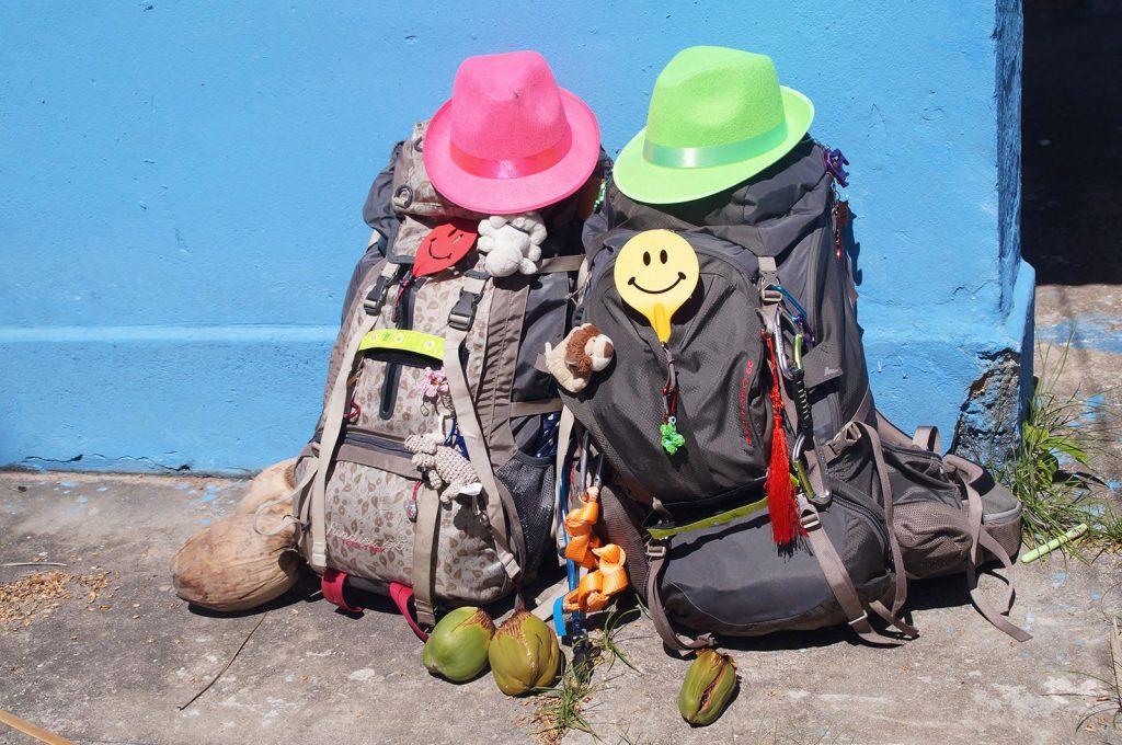 Backpacker Tips