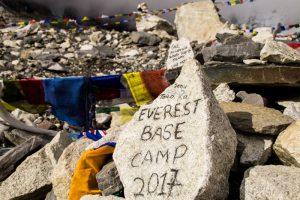 Everest Basecamp 2017 Nepal