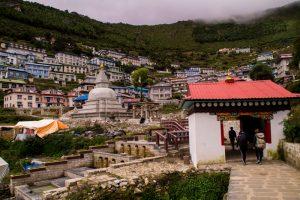Everest Basecamp trek Nepal restday at Namche