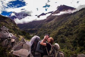 OneSickDream at Everest Basecamp trek Nepal