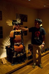 Tokyo Japan Samurai Museum