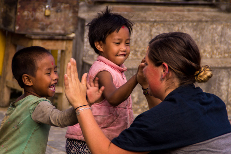 6 volunteer projects in Nepal