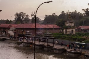 cremation centre kathmandu nepal