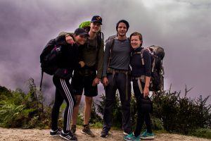 Dutchies at Everest basecamp trek