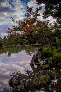 Japanese Alps kenrokuen gardens kanazawa