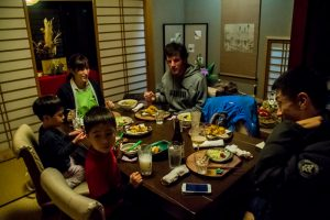 Fujiyoshida restaurant airbnb host