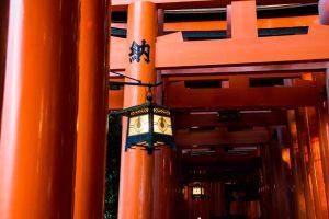 Kyoto Japan Fushimi Inari-taisha
