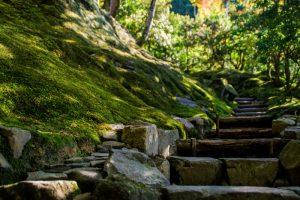 Kyoto Japan Ginkaku-ji Garden (3)