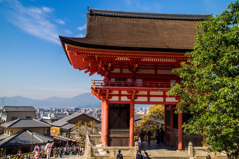 Kyoto, oude hoofdstad van Japan vol tempels, musea en cultuur