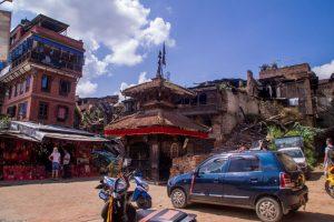 Bakthapur Nepal earthquake 2015