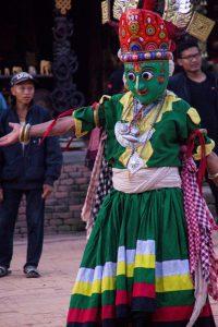 Bakthapur Nepal holy man