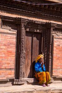 Bakthapur Nepal making money