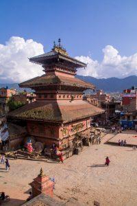 Bakthapur Nepal square