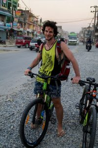 Cyle from Pokhara Mountainbike Center Nepal