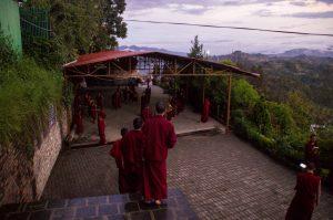 Namo Buddha Monastery young monks