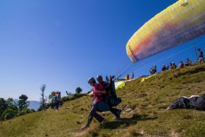Pokhara Nepal Paragliding with Phoenix Paragliding Adventures