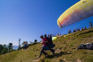 Pokhara Nepal Paragliding with Phoenix Paragliding Adventures