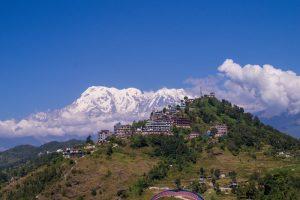 Pokhara Nepal sarangkot Annapurna