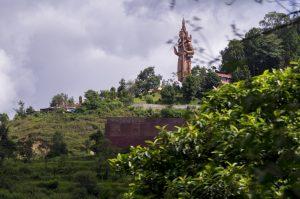golden Buddha statue Kathmandu Valley (3)
